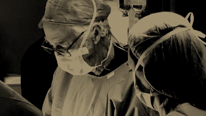 Cirugía postbariátrica en la zona abdominal, caso real